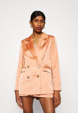 Fashion Union - TUSCANY - Blazer - apricot