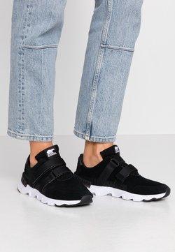 Sorel - KINETIC LITE STRAP - Sneaker low - black