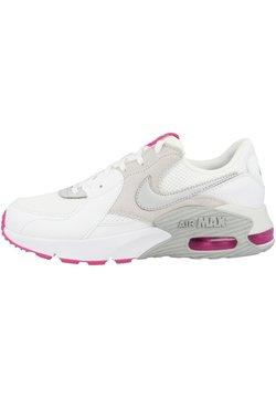 Nike Sportswear - AIR MAX EXCEE - Sneakers - white-metallic platinum-vast grey (cd5432-103)