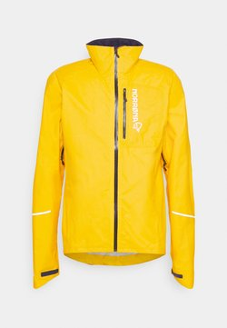 Norrøna - FJØRÅ DRI1 JACKET - Trainingsjacke - lemon chrome