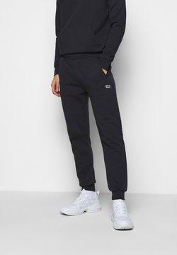 ARKK Copenhagen - BOX LOGO PANTS - Jogginghose - black