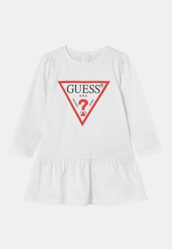 Guess - DRESS SET - Jerseykleid - true white