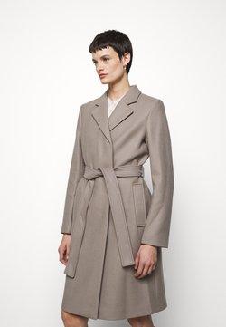 Filippa K - KAYA COAT - Mantel - grey taupe
