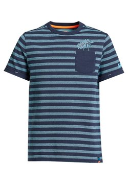 WE Fashion - T-Shirt print - light blue