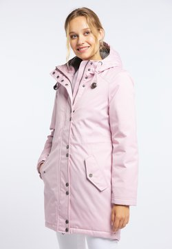 DreiMaster - Parka - puder rosa