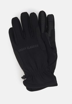 Urban Classics - PERFORMANCE WINTER GLOVES - Fingerhandschuh - black