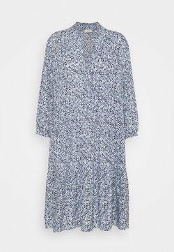 Freequent - MAREY - Sukienka letnia - blue mix