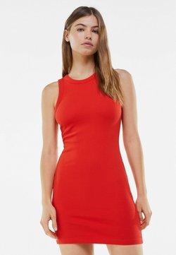 Bershka - Etui-jurk - red