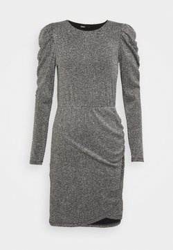 ONLY - ONLDONNA DRESS - Cocktailkleid/festliches Kleid - dark grey