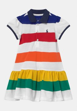 Polo Ralph Lauren - FLOUNCE DAY  - Freizeitkleid - multi-coloured