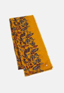 Esprit - FLOWER SCARF - Schal - yellow