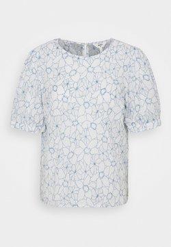 Object - OBJERIS JAMIE - T-Shirt print - bright white