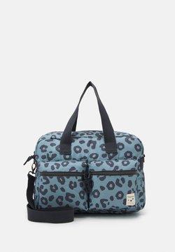 Kidzroom - DIAPER BAG KIDZROOM ONE THING AT A TIME SET - Stelleveske - blue