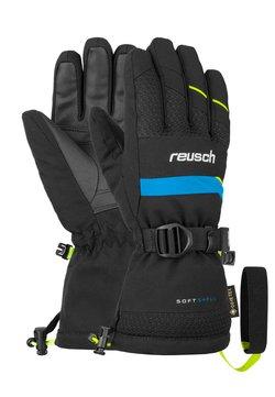 Reusch - Fingerhandschuh - black/safety yellow