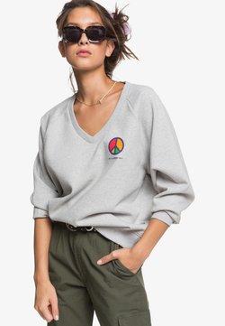 Quiksilver - Sweater - light grey heather