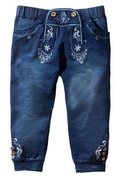 Stockerpoint - ASHLEY - Stoffhose - true blue