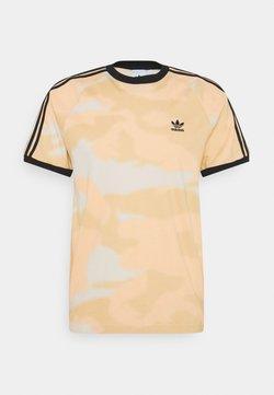 adidas Originals - UNISEX - T-shirt z nadrukiem - alumina/multicolor/black
