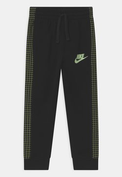 Nike Sportswear - GLOW IN THE DARK UNISEX - Joggebukse - black