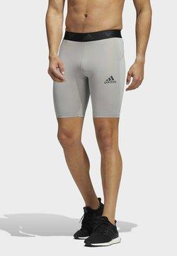 adidas Performance - Shorts - grey