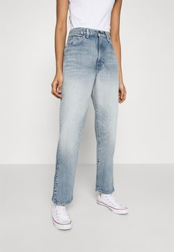 Levi's® Made & Crafted - THE COLUMN - Straight leg jeans - light-blue denim