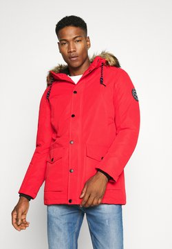 Jack & Jones - Wintermantel - scarlet