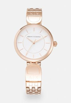 Armani Exchange - Orologio - rose gold-coloured