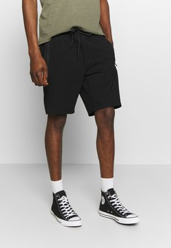 American Eagle - PULL ON WITH BONDED TAPE POCKETS - Jogginghose - black