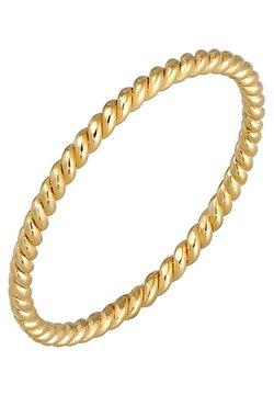 Elli - MINIMAL LOOK - Ring - gold-coloured