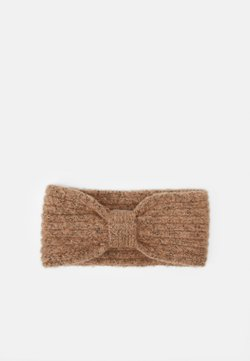 Pieces - PCPYRON STRUCTURED HEADBAND - Oorwarmers - natural