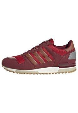 adidas Originals - ZX 700 SCHUH - Sneaker low - red