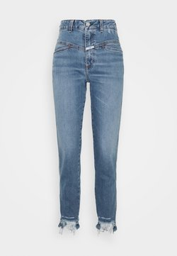 CLOSED - PEDAL PUSHER - Slim fit jeans - mid blue