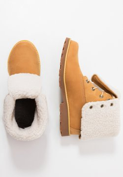 Timberland - 6 IN WP BOOT - Schnürstiefelette - wheat