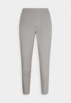 Abercrombie & Fitch - Stoffhose - grey plaid