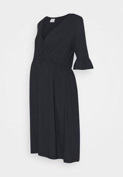 Mamalicious Curve - MLREVA TESS DRESS - Vestido ligero - dark navy