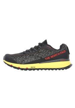 The North Face - M ULTRA SWIFT FUTURELIGHT - Sneaker low - tnf black/tnf yellow