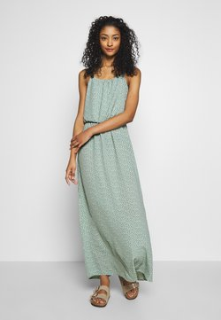 ONLY - ONLWINNER - Vestido largo - chinois green