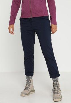 Jack Wolfskin - DESERT ROLL UP PANTS - Outdoor-Hose - midnight blue