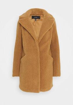 Vero Moda Tall - VMDONNA JACKET  - Winterjas - tobacco brown