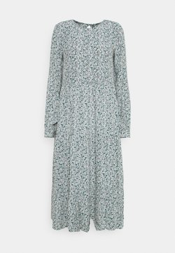 PIECES Tall - PCMAGGI MIDI DRESS - Hverdagskjoler - north atlantic