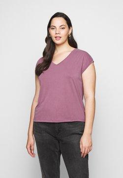 Pieces Curve - PCKAMALA TEE - T-shirt basic - dry rose