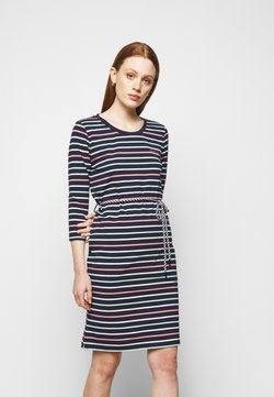 Barbour - APPLECROSS DRESS - Jersey dress - navy