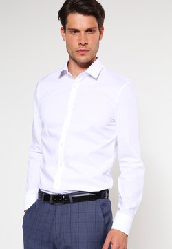 OLYMP - OLYMP NO.6 SUPER SLIM FIT - Businesshemd - weiss