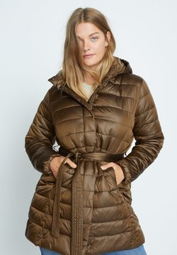 Violeta by Mango - SELLER7 - Down coat - braun