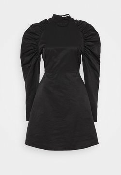 Glamorous Tall - LADIES DRESS BLACK - Sukienka koktajlowa - black