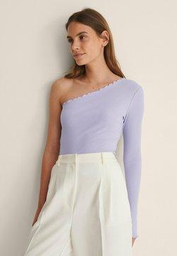 NA-KD - Langarmshirt - lilac