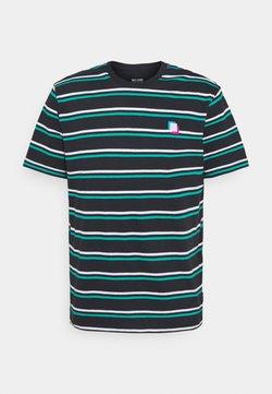 Only & Sons - ONSVILLEM LIFE TEE - T-Shirt print - dark navy