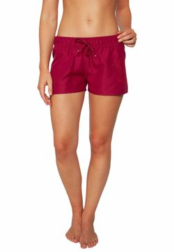 Protest - EVIDENCE - Badeshorts - beet red