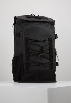 Rains - MOUNTAINEER BAG UNISEX - Reppu - black