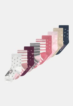 Ewers - MOUSE PATTERNS 9 PACK UNISEX - Calcetines - multi-coloured
