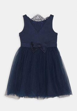Chi Chi Girls - LARSISA DRESS  - Sukienka koktajlowa - navy